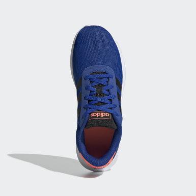 Chaussure Lite Racer 2.0 bleu Enfants Essentials