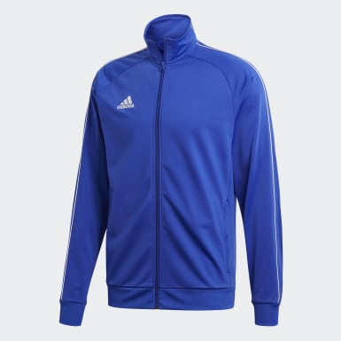 Blau Trainingsjacken | adidas AT