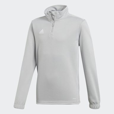 Bluza treningowa Core 18 Szary