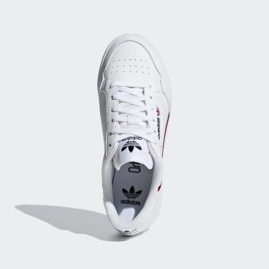 Genç Originals White Continental 80 Ayakkabı