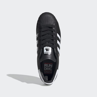 Originals Black Superstar Run-DMC Shoes