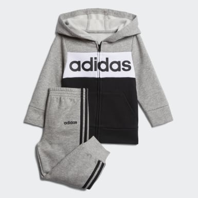 Cotton Fleece Jacket and Jogger Set