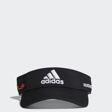 ผู้ชาย กอล์ฟ สีดำ หมวกไวเซอร์ Tour