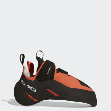 Five Ten Orange Five Ten Dragon Hook and Loop Climbing Shoes
