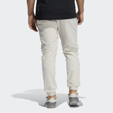 Men's Golf Beige Adicross Woven Pants