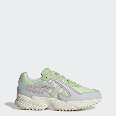 Originals Green Yung-96 Chasm Shoes