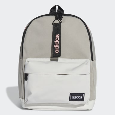Women Lifestyle Grey Classic Small Backpack