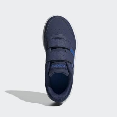 Çocuklar Sport Inspired Blue Hoops 2.0 Ayakkabı