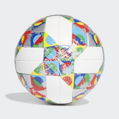 белый Футбольный мяч NATIONS LEAGUE