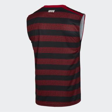 Camisa 1 CR Flamengo Vermelho Homem Futebol