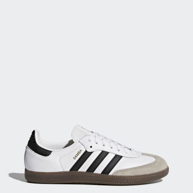 Men Originals White Samba OG Shoes