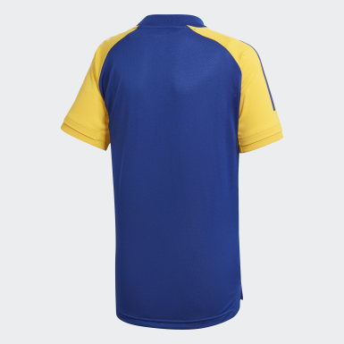 Camiseta de Entrenamiento Boca Juniors Azul Niño Fútbol