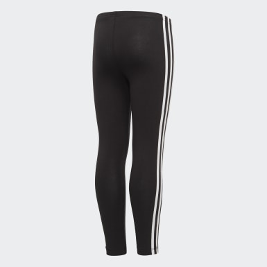 Leggings Preto Raparigas Originals