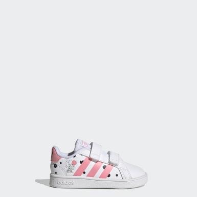 Sapatos Grand Court Branco Criança Ténis