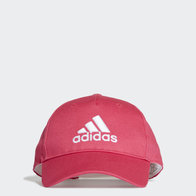 Gorra Graphic Rosa Niño Running