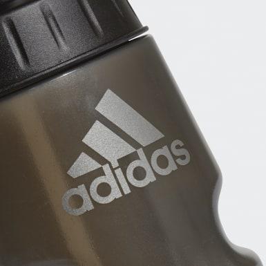 Botella de 750 ml Performance Tres Rayas Negro Training