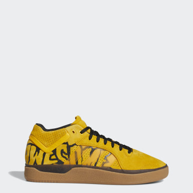 Chaussure Tyshawn x FA jaune Originals