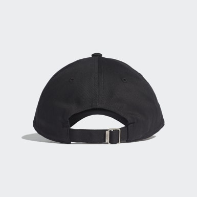 Gorra Béisbol Embroidered Negro Training