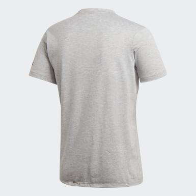 Erkek Training Grey FreeLift Prime Tişört