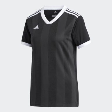 Women Football Black Tiro Jersey