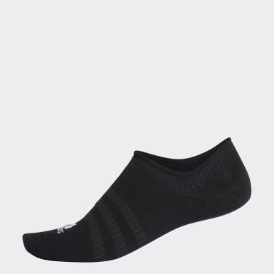 Training Black No-Show Socks