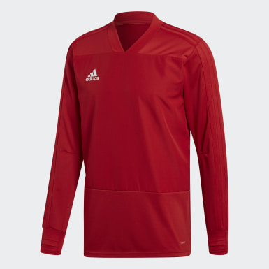 Men Training Red Condivo 18 Player Focus Training Top