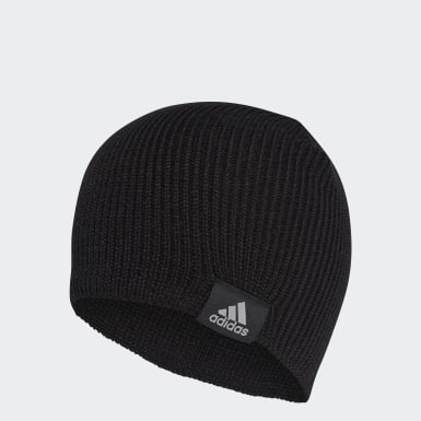 Running Black Performance Beanie
