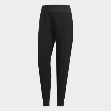 Women's Golf Black Beyond 18 Jogger Pants