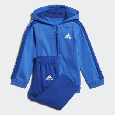 Conjunto Linear Hooded Fleece