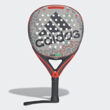 Training Grey Essnova 2.0 Padel Racquet