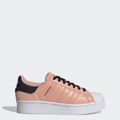 Sapatos Superstar Bold Rosa Mulher Originals