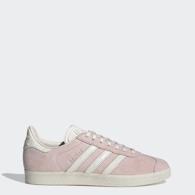 zapatillas gazelle adidas mujer rosa