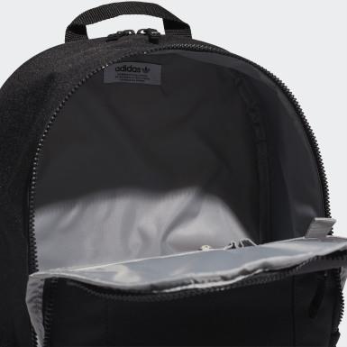 Originals สีดำ กระเป๋าสะพายหลัง Premium Essentials Modern