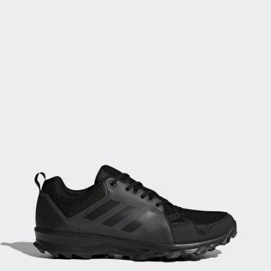Men TERREX Black Terrex Tracerocker Trail Running Shoes