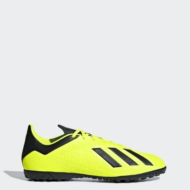 รองเท้าฟุตบอล X Tango 18.4 Turf