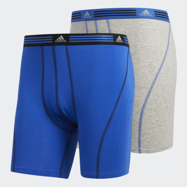 Athletic Stretch Boxer Briefs 2 Pairs