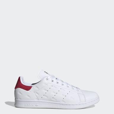 Sapatos Stan Smith Branco Mulher Originals
