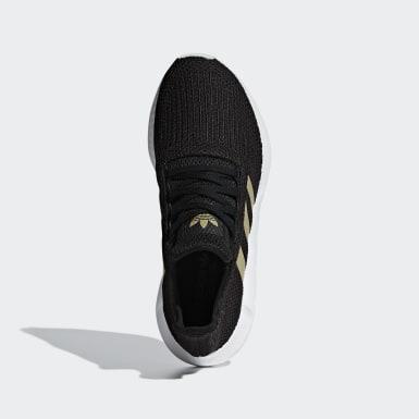 Kadın Originals Siyah Swift Run Ayakkabı