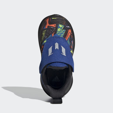 Tenis FortaRun Running / Football 2020 (UNISEX) Azul Niño Running