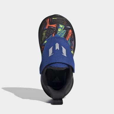 Zapatillas FortaRun Running / Football 2020 Azul Niño Training