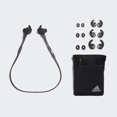 Hiking Black FWD-01 Sport In-Ear Headphones