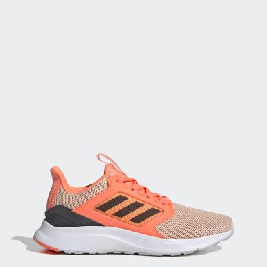 Women Running Orange Energyfalcon X Shoes