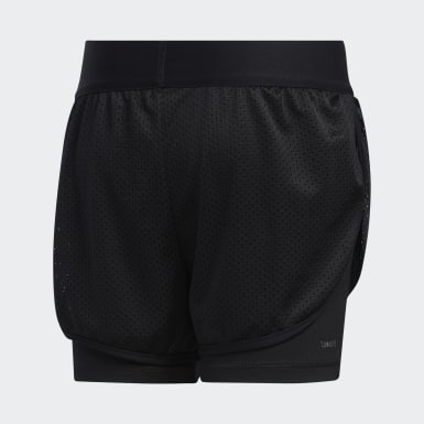 Shorts Preto Kids Training
