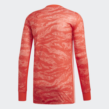 Mænd Fodbold Orange AdiPro 18 Goalkeeper trøje
