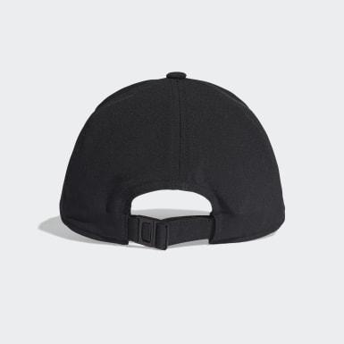 Koşu Siyah AEROREADY Beyzbol Şapkası