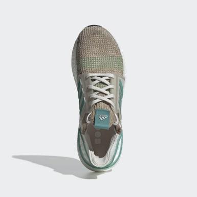Chaussure Ultraboost 19 marron Course