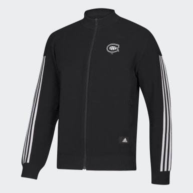 Veste de survêtement ID Knit Canadiens multicolore Hommes Athletics