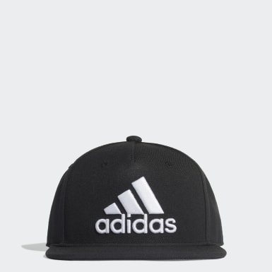 Tenis černá Kšiltovka Snapback Logo