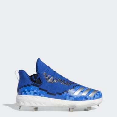 Men's Baseball Blue Icon V 8-Bit