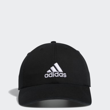 Men Training Black Ultimate Hat
